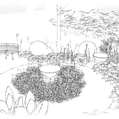 Alicia Savage Gardens - Classic Front Garden