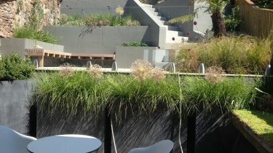 Roof Garden Design Bristol