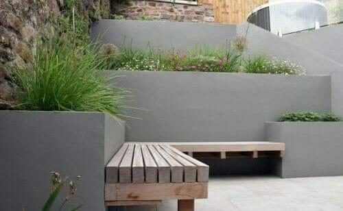 Bristol Roof Garden Seating