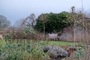 Country Garden Winter