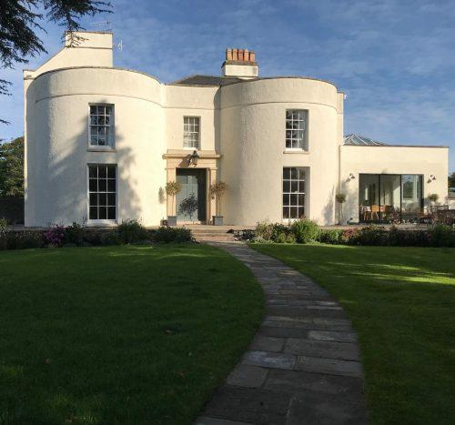 Historic House Garden Bristol